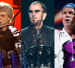 """Περισσότεροι από 100 drummers διασκευάζουν το """"Come Together"""" για φιλανθρωπικό σκοπό"""
