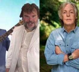 Οι Tenacious D διασκευάζουν Beatles με την έγκριση του Paul McCartney