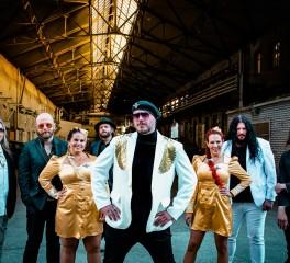 """Οι The Night Flight Orchestra αποκαλύπτουν τον διάδοχο του """"Aeromantic"""""""