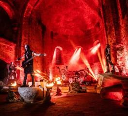 Οι Behemoth μεταφέρουν σε live άλμπουμ το εντυπωσιακό τους livestream