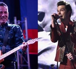 Ακούστε τη συνεργασία των Killers με τον Bruce Springsteen