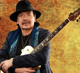 Συνεργασία Carlos Santana και Kirk Hammett