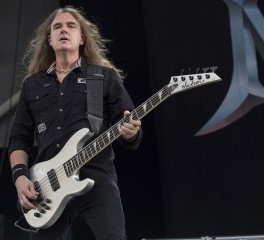 David Ellefson: «Παίζω στην σπουδαιότερη thrash metal μπάντα του κόσμου»