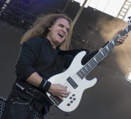 Ο David Ellefson σπάει την σιωπή του μετά την αποχώρηση από τους Megadeth