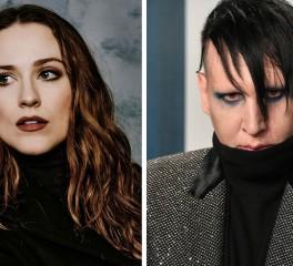 H Evan Rachel Wood κατονομάζει τον Marilyn Manson ως βασανιστή της