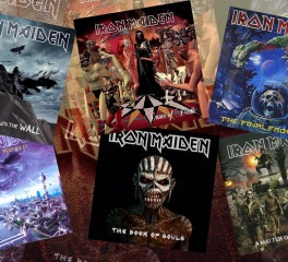 Ψηφίστε τα καλύτερα τραγούδια των Iron Maiden μετά το 2000