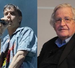 Δείτε τον Julian Casablancas να παίρνει συνέντευξη από τον Noam Chomsky