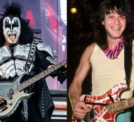 Paul Stanley: «Απορρίψαμε τους Van Halen το 1976 για να προστατεύσουμε τους Kiss»
