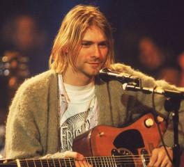 Σε δημοπρασία το μαλλί του Kurt Cobain