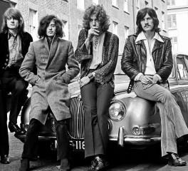 Έρχεται καινούργιο βιογραφικό βιβλίο για τους Led Zeppelin τον Νοέμβριο