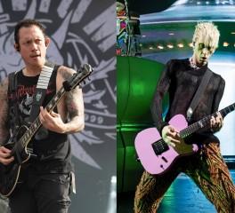 O Matt Heafy εμπλέκεται στη διαμάχη των Slipknot και Machine Gun Kelly