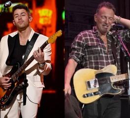 Nick Jonas: «Eίναι όνειρό μου να παίξω τον Bruce Springsteen σε ταινία»
