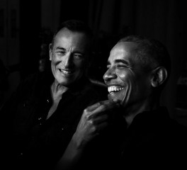 Podcast με τον Bruce Springsteen ξεκινά ο Barack Obama