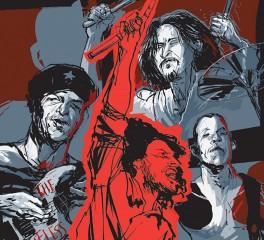 Έρχεται η πρώτη βιογραφία των Rage Against The Machine στα ελληνικά