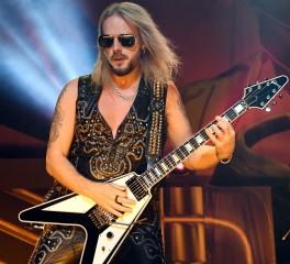 Νοσηλεύεται ο Richie Faulkner των Judas Priest