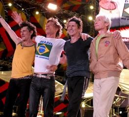 Rolling Stones: Κυκλοφορούν σε φυσική μορφή την ιστορική συναυλία στην Copacabana