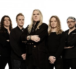 Ακούστε τους Saxon να διασκευάζουν Deep Purple