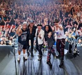 Οι Scorpions ανακοινώνουν νέο δίσκο και περιοδεία