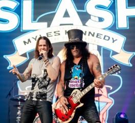 Slash: «Ο νέος μας δίσκος θα είναι ο καλύτερός μας έως τώρα»