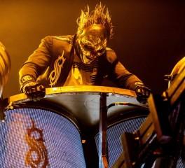 Clown (Slipknot): «Αυτή την περίοδο ηχογραφούμε θεϊκή μουσική, έχουμε τρομερή έμπνευση»