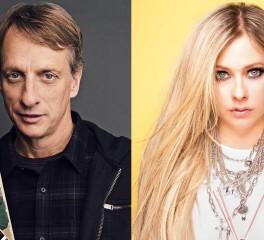 Με Tony Hawk το ντεμπούτο της Avril Lavigne στο TikTok