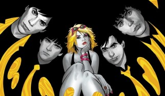 Οι Blondie αποκτούν το δικό τους graphic novel