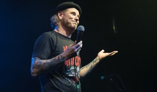 Cοrey Taylor: «Μισώ το καινούριο rock στο μεγαλύτερο μέρος του»