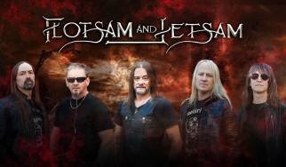 """Οι Flotsam And Jetsam ανακοινώνουν το """"Blood In The Water"""""""