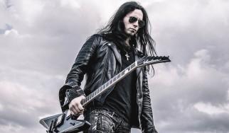 Με black metal αισθητική το νέο video clip του Gus G