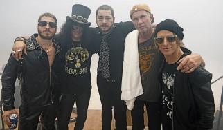 Slash, Chad Smith και Post Malone διασκευάζουν Black Sabbath και Alice In Chains