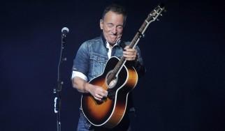 Bruce Springsteen: Τιμάται με το Βραβείο Woody Guthrie 2021