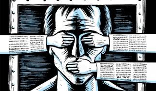 """Ο κόσμος της τέχνης αντιδρά στην """"απαγόρευση υποκίνησης σε βία ή μίσος"""" του νέου νομοσχεδίου"""