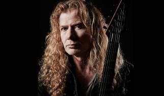 Ο Dave Mustaine παίζει μέρος καινούργιου τραγουδιού των Megadeth