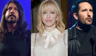 H Courtney Love κατηγορεί τον Trent Reznor για κακοποίηση ανηλίκων