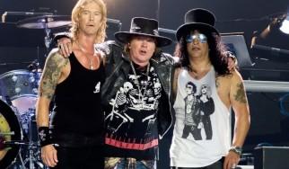 Ακούστε το νέο τραγούδι των Guns N' Roses