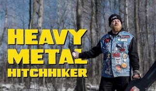 """Έρχεται η νέα κωμική heavy metal σειρά """"Heavy Metal Hitchhiker"""""""