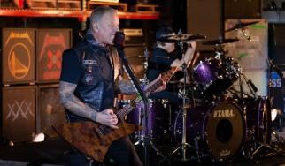 Δείτε την πρώτη ζωντανή εμφάνιση των Metallica για το 2021