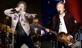 Ο Mick Jagger απαντάει στα σχόλια του McCartney για τους Rolling Stones