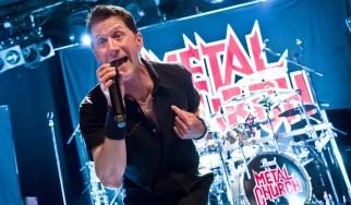 Έφυγε από τη ζωή ο τραγουδιστής των Metal Church, Mike Howe