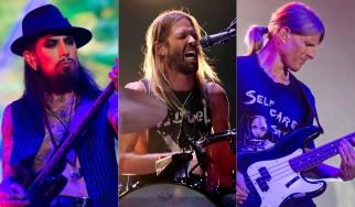 Οι Dave Navarro, Taylor Hawkins και Chris Chaney ιδρύουν νέο σχήμα