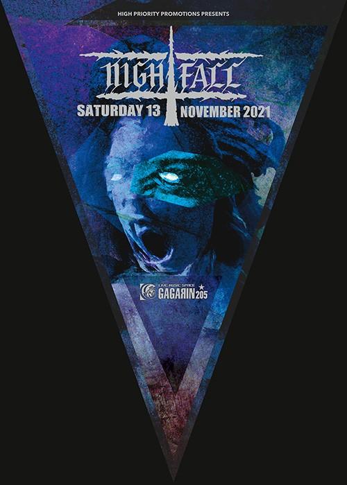 Nightfall Αθήνα @ Gagarin 205