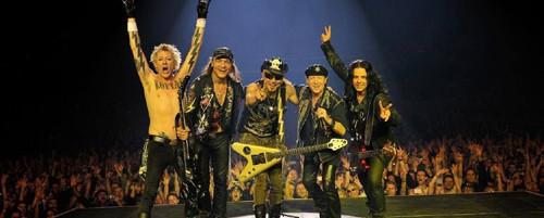 Οι Scorpions θέλουν να... νανουρίσουν τα παιδιά σας