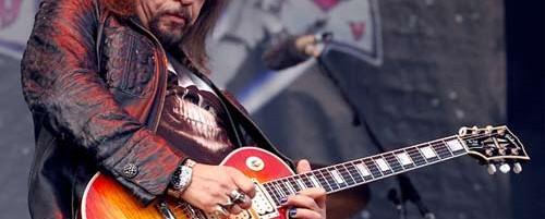 Νέος solo δίσκος για τον Ace Frehley των Kiss