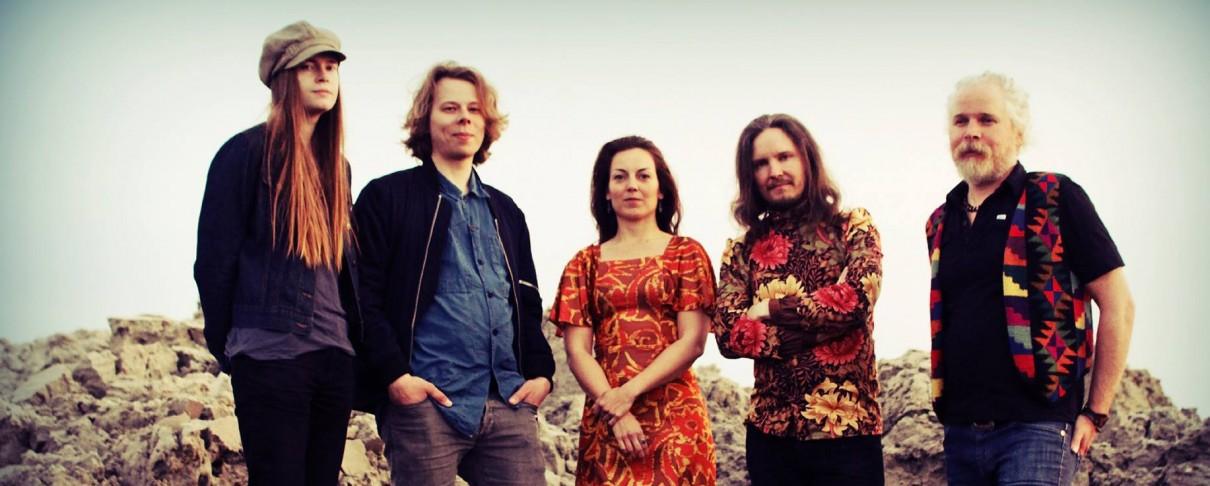 Οι Σκανδιναβοί prog rockers Agusa και Oresund Space Collective στην Αθήνα