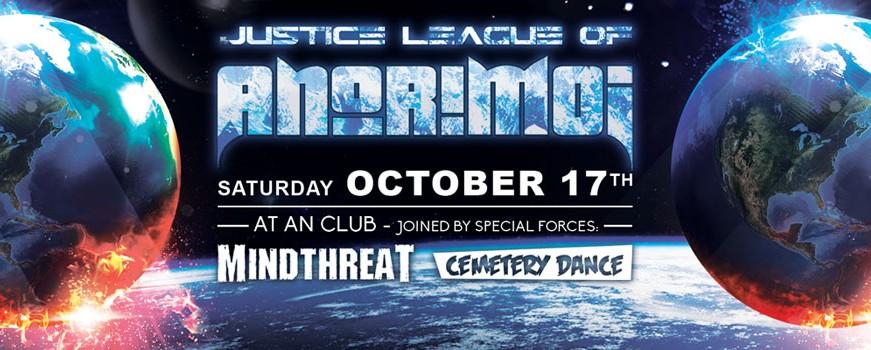 Οι Anorimoi στις 17 Οκτωβρίου ζωντανά στο An Club