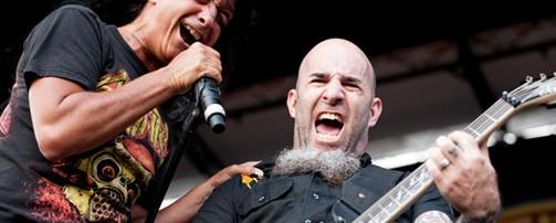 Aκούστε το νέο τραγούδι των Anthrax