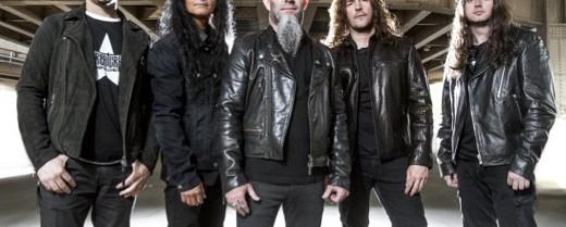 Οι λεπτομέρειες του νέου δίσκου των Anthrax
