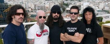 Οι τελευταίες λεπτομέρειες για το νέο δίσκο των Anthrax
