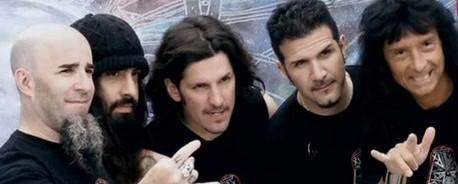 """Τα τελευταία αποκαλυπτήρια του """"Worship Music"""" των Anthrax"""