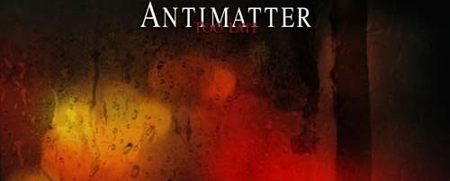 Ακούστε το νέο single των Antimatter